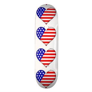 American Heart Skateboard