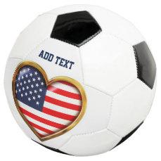 American Heart Soccer Ball
