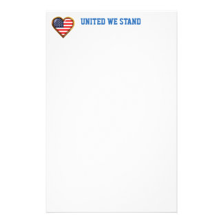 American Heart Stationery