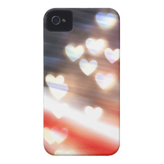American Hearts iPhone Case