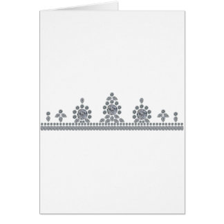 American Heiress Tiara Card