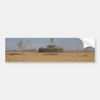American Heritage Car Bumper Sticker