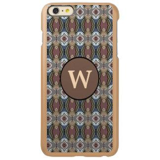 American Heritage Colors Pattern Design Incipio Feather Shine iPhone 6 Plus Case