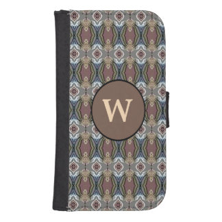 American Heritage Colors Pattern Design Phone Wallet