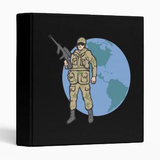 American Hero Vinyl Binders