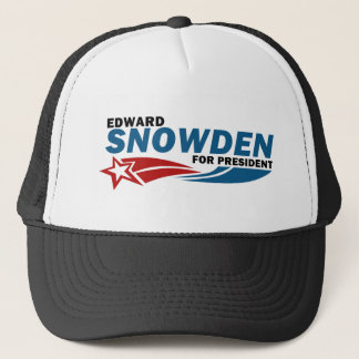 American Hero For President Trucker Hat