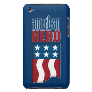 American Hero iPod Touch 4G Case Speck Barely There iPod Covers