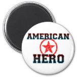 American Hero Magnets