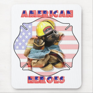 AMERICAN HEROES- MOUSE PAD