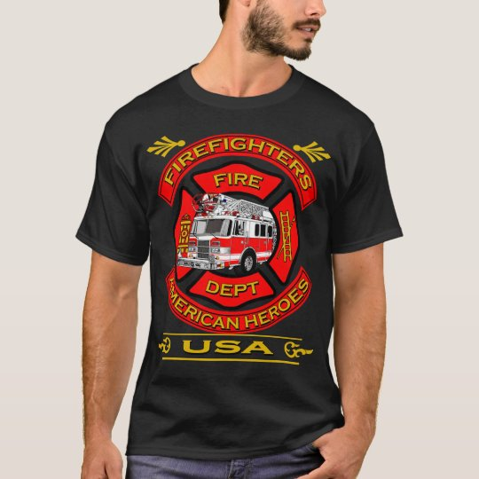 AMERICAN HEROES NEW T-Shirt