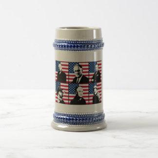 American Heroes of WW2 Mug