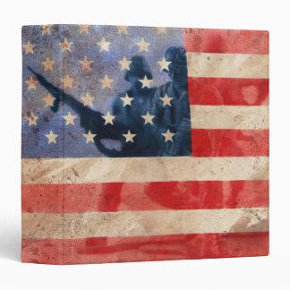 American Heroes Photo Album Binders
