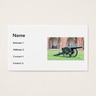 American History Business Card