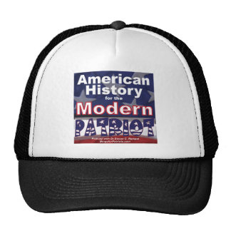 American History for the Modern Patriot Hats