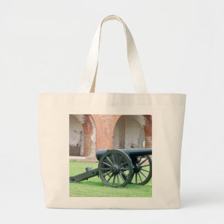 American History Large Tote Bag