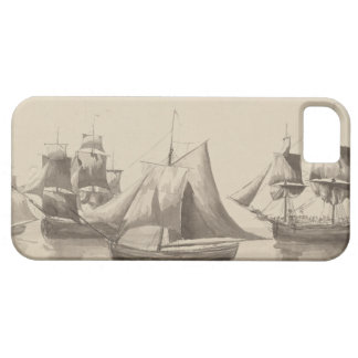 American History - Sailing from Halifax iPhone SE/5/5s Case
