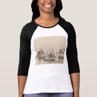 American History - Sailing from Halifax T-Shirt