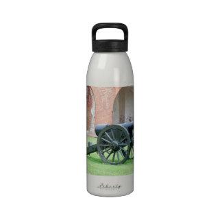 American History Water Bottle