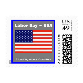 American Holiday Honor for Citizens Postage