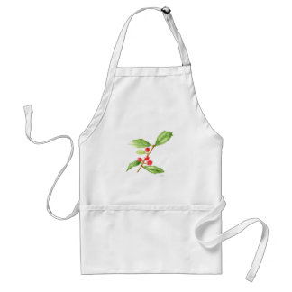 American Holly Apron