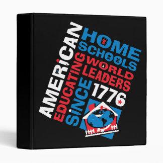 American Home Schools Binder