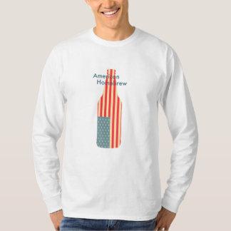 American Homebrew Bottle T-Shirt