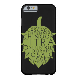 American Hop Flower Barely There iPhone 6 Case