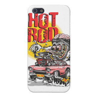 american hot rod cover for iPhone SE/5/5s