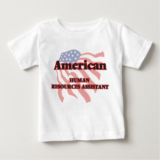 American Human Resources Assistant Tee Shirt