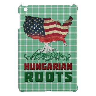 American Hungarian Roots iPad Cover