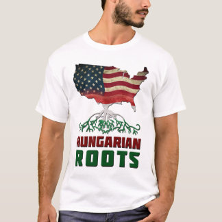 American Hungarian Roots T-Shirt