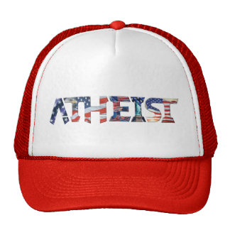 American Icon Atheist Trucker Hat
