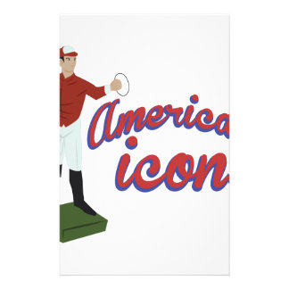 American Icon Stationery