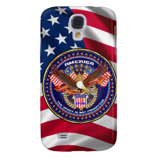American Image is lnside the safe area View Notes Galaxy S4 Case