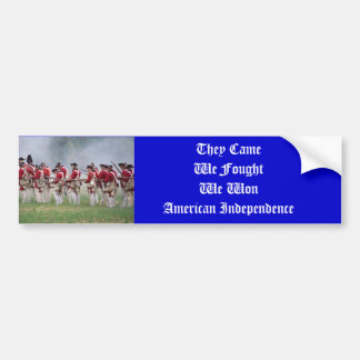 American Independence - Bumper Sticker