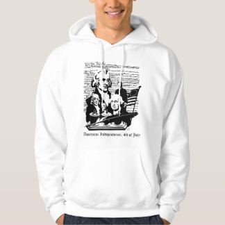 American Independence Day, 4th of July Hoodie