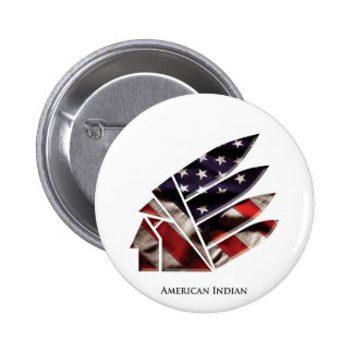 american indian buttons