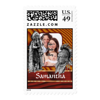 American Indian chiefs Postage Stamps
