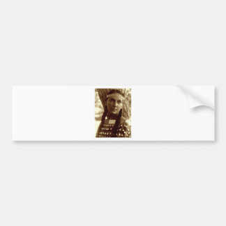 American Indian Collection Bumper Sticker