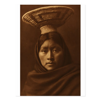 American Indian Collection Postcard