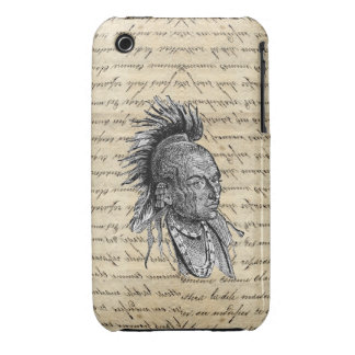 American Indian iPhone 3 Cover