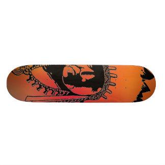 American Indian Skateboard