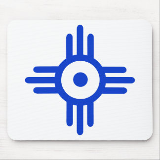 American Indian Symbol Mouse Pad