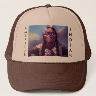American Indian Trucker Hat