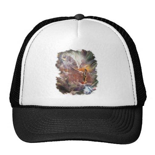 American Indian Wedding Night Vignette Trucker Hat