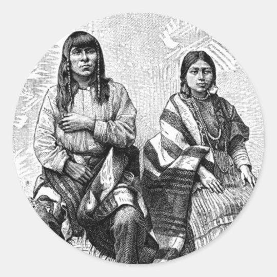 American Indians Sticker