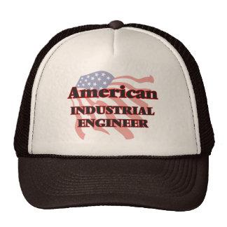 American Industrial Engineer Trucker Hat