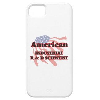 American Industrial R & D Scientist iPhone 5 Case