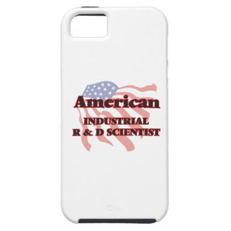 American Industrial R & D Scientist iPhone 5 Cover