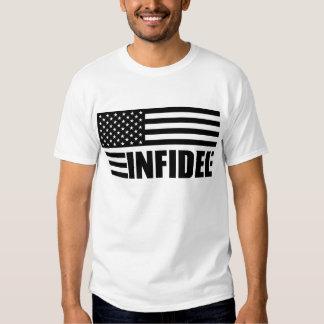 American Infidel T Shirt